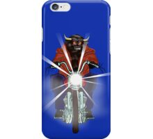 the raging bull t-shirt iPhone Case/Skin