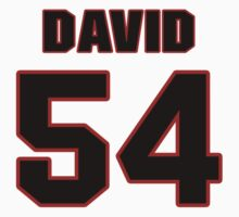 NFL Player Lavonte David fiftyfour 54 by imsport