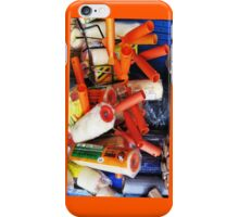 Painter Supplies ~ pillow collection iPhone Case/Skin