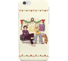 The Mystery of the Advent Chocolates iPhone Case/Skin