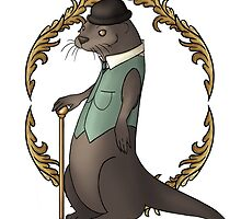 Driven to Otter Distraction by CatAstrophe