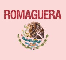 Romaguera Surname Mexican Kids Clothes