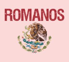 Romanos Surname Mexican Kids Clothes