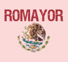 Romayor Surname Mexican Kids Clothes