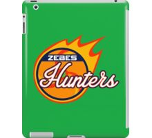 Zebes Hunters iPad Case/Skin