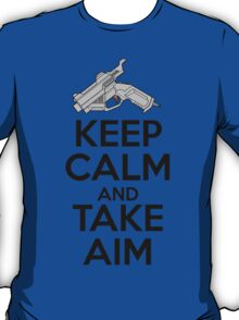 Dreamcast Keep Calm and Take Aim T-Shirt