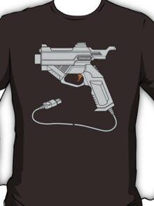 Dreamcast Light Gun (On Blue) T-Shirt