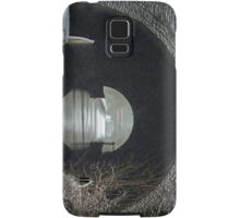 Snowing on the Oxford Canal Newbold Tunnel  Samsung Galaxy Case/Skin