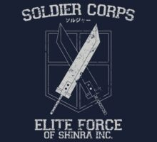Soldier Corps T-Shirt