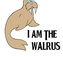 I Am The Walrus by CatAstrophe