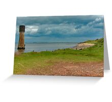 Spurn Point Greeting Card