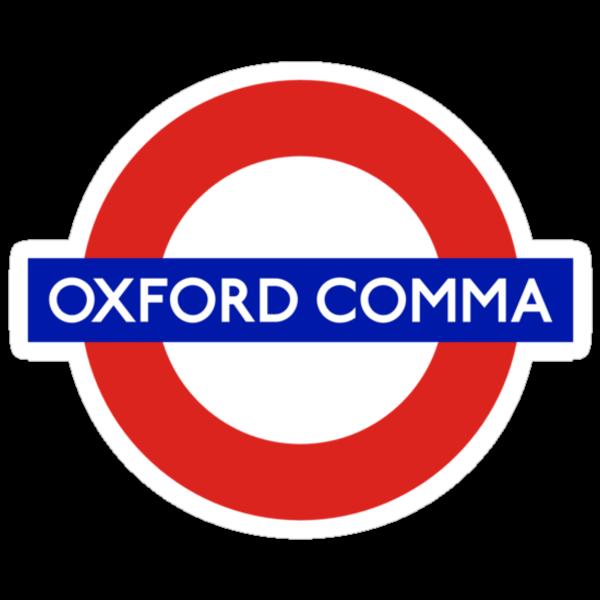 Oxford Comma