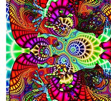 Psychedelic by Viterbo