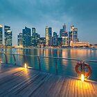 SINGAPORE 07 by Tom Uhlenberg
