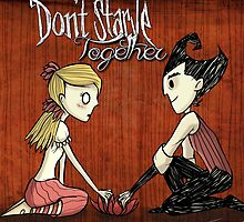 We Won't Starve Together Full by SpinaOscura