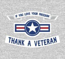 Thank a Veteran Kids Clothes