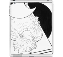 Edgar Allan Poe's, The Pit and the Pendulum iPad Case/Skin