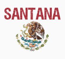 Santana Surname Mexican Kids Clothes