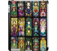 disney princesses iPad Case/Skin