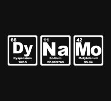 Dynamo - Periodic Table by graphix