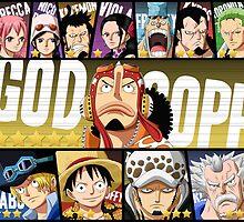 God Usopp (Doflamingo Bounty) by ICDesign