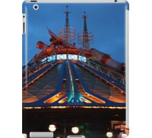 Space Mountain: Mission 2 iPad Case/Skin