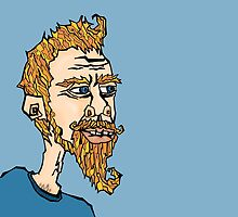 Lumbersexual by KatHassell