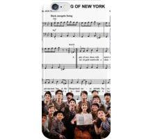 King of New York - Newsies iPhone Case/Skin