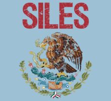 Siles Surname Mexican Kids Clothes