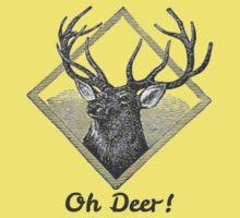 Oh Deer! Kids Clothes
