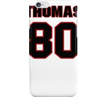 NFL Player Julius Thomas eighty 80 iPhone Case/Skin