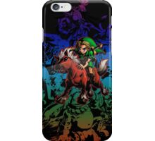 Majora's Mask - Colored iPhone Case/Skin