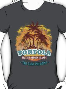 Tortola The Last Paradise T-Shirt