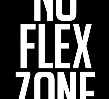 No Flex Zone White by 40mill