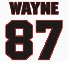 NFL Player Reggie Wayne eightyseven 87 by imsport
