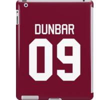 Liam Dunbar #09 iPad Case/Skin