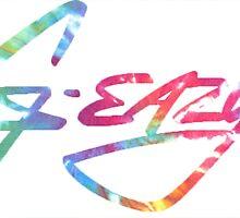 G-Eazy Tie Dye by samgamble1