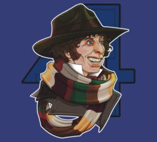 The Fourth Doctor by RoguePlanets