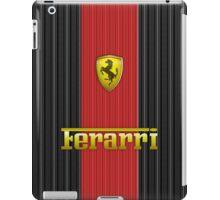 Ferrari Lover #3 [Gold - Red] #2 iPad Case/Skin