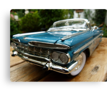 Chevrolet Impala Canvas Print