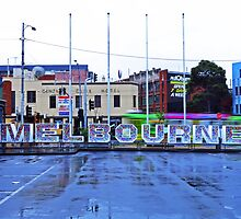 Melbourne Brought Me Here by Tom Wuthipol Uj