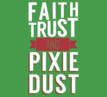 Faith, Trust, and Pixie Dust by mollybuck