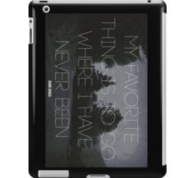 Go iPad Case/Skin