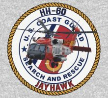 HH-60 Jayhawk USCG SAR Kids Clothes