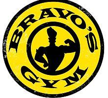 Bravo's Gym by AllMadDesigns