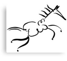 Cloud Horse Canvas Print