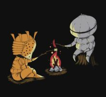 Bonfire Buddies - Dark Souls T-Shirt