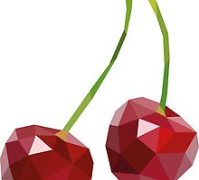 Poly Cherry by eadingtonanne