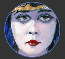 The Vamp Theda Bara by COusley622