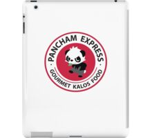 Pancham Express iPad Case/Skin